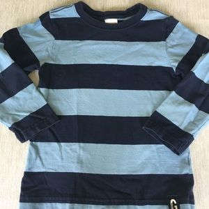 Gymboree Striped long sleeve tee 2T